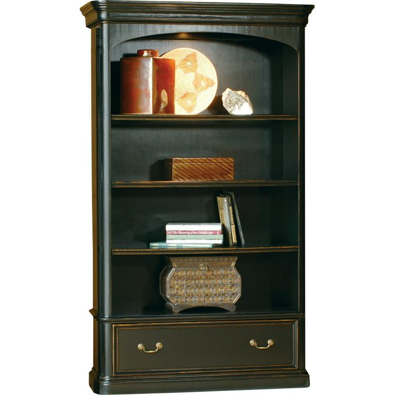 7-9144 office@home Louis Philippe Bookcase