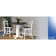 See Details - Carriage House Pub Table