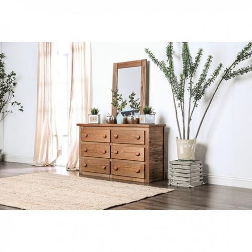 Furniture of America - Lea Dresser