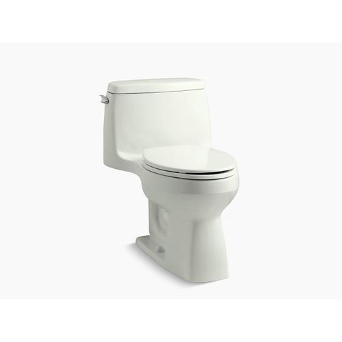 Dune One-piece Compact Elongated 1.28 Gpf Toilet
