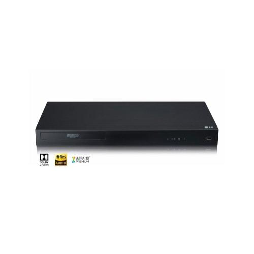 LG - 4K Ultra-HD Blu-ray Disc™ Player with Dolby Vision®