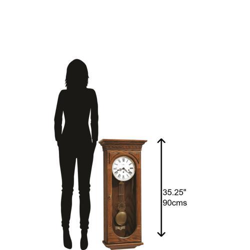 Howard Miller Westmont Chiming Wall Clock 613110