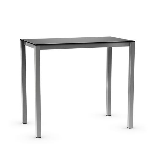 Amisco - Harrison - Glass Pub Table Base