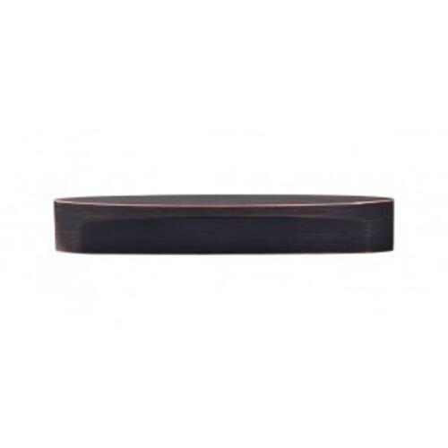 Oval Long Slot Pull 5 Inch (c-c) - Tuscan Bronze