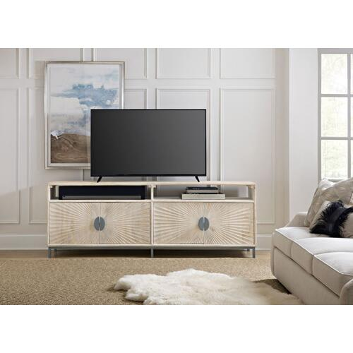 Home Entertainment Door Entertainment Console