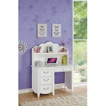 ACME Cecilie Computer Desk - 30327 - White