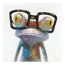 Smart Frog Wall Décor