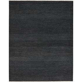 Barrister Black - Rectangle - 6' x 9'