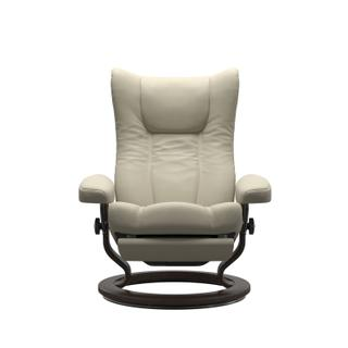 See Details - Stressless® Wing (M) Classic Power leg