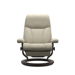 See Details - Stressless® Consul (L) Classic Power leg&back