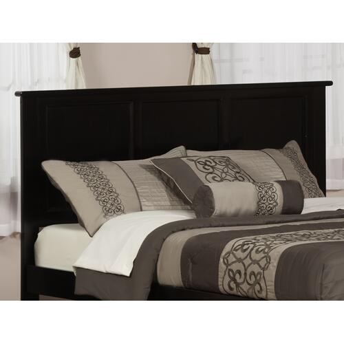 Madison Headboard Queen Espresso