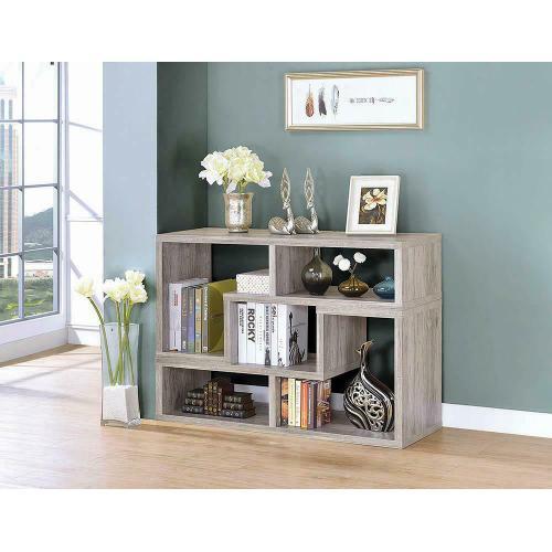 Coaster - Bookcase / TV Console