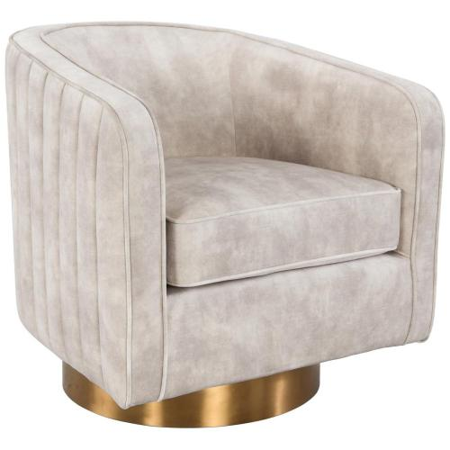 Eden Swivel Accent Chair