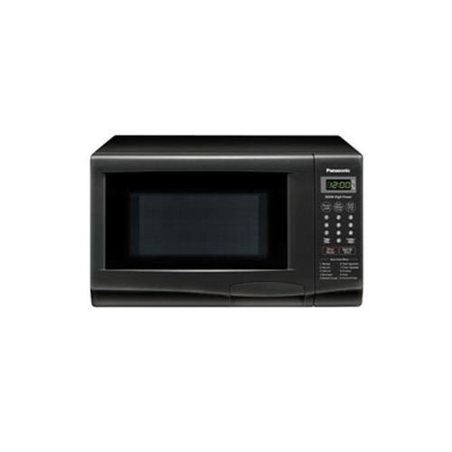 Panasonic - Compact 0.8 cu. ft. Microwave Oven