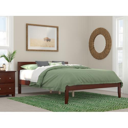 Boston Queen Bed in Walnut