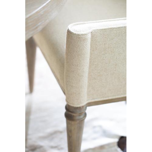 Santa Barbara Dining Arm Chair in Sandstone (385)