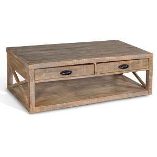 See Details - Santa Fe End Table