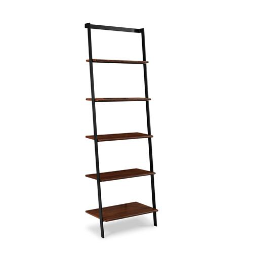 Greenington Fine Bamboo Furniture - Studio Line Leaning Shelf, Exotic
