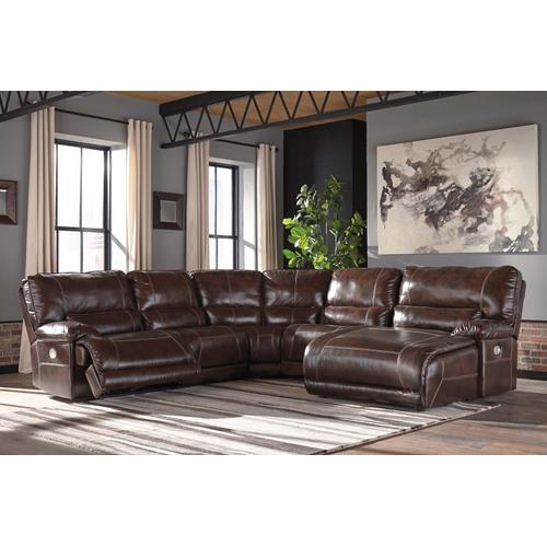 Killamey 5-piece Reclining Sectional With Power