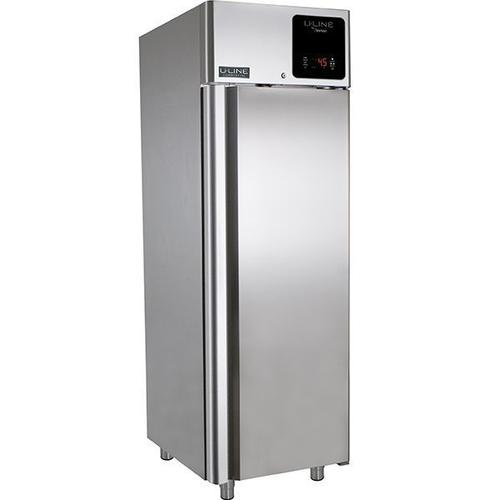 23 Cu Ft Refrigerator With Stainless Solid Finish and Field Reversible Door Swing (115v/60 Hz Volts /60 Hz Hz)