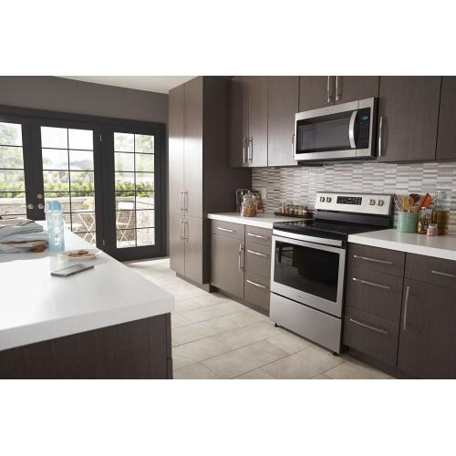 Gallery - 1.7 cu. ft. Microwave Hood Combination with Electronic Touch Controls