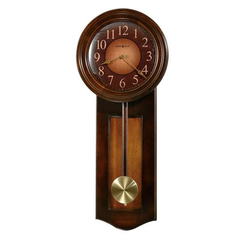 Howard Miller Avery Stunning Wooden Wall Clock 625385