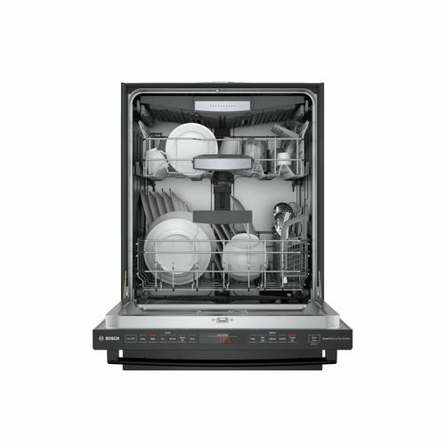 800 Series Dishwasher 24'' Black, XXL SHXM78Z56N