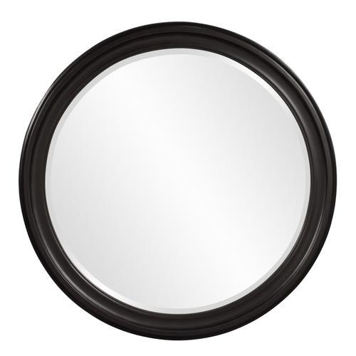 Howard Elliott - George Mirror - Glossy Black
