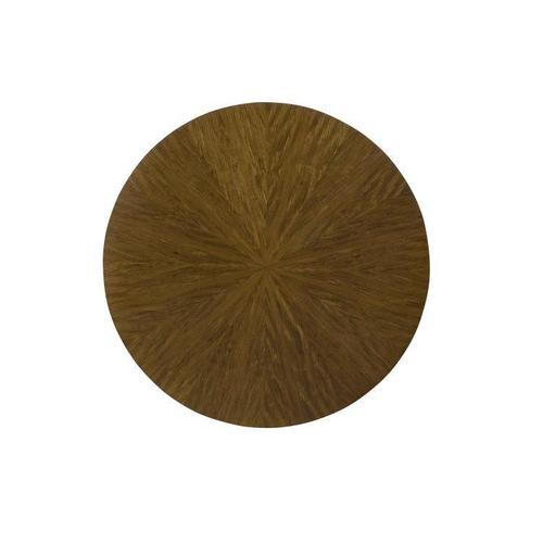 """Product Image - Mozambique Veneer Dining Table Top 54"""""""