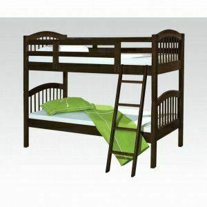 Acme Furniture Inc - ACME Manville Twin/Twin Bunk Bed - 37110B - Espresso