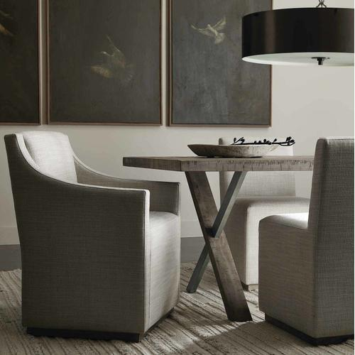 Casey Arm Chair in Morel