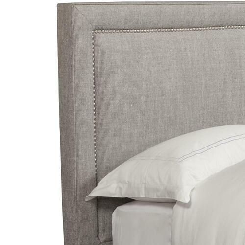 CODY - CORK Upholstered Bed Collection (Grey)