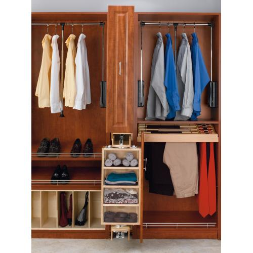 Rev-A-Shelf - CAS-081636-1 - Closet Storage Armoire