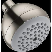 See Details - Brushed Nickel Showerhead E 75 1-Jet, 1.5 GPM