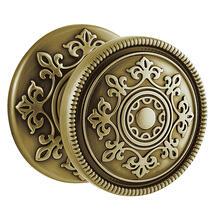Vintage Brass K006 Estate Knob