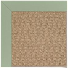 "Creative Concepts-Raffia Canvas Celadon - Rectangle - 24"" x 36"""