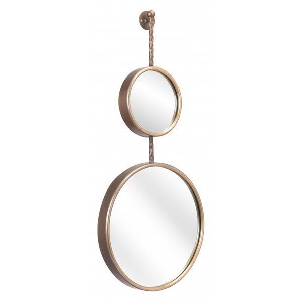 Mott Mirror Gold
