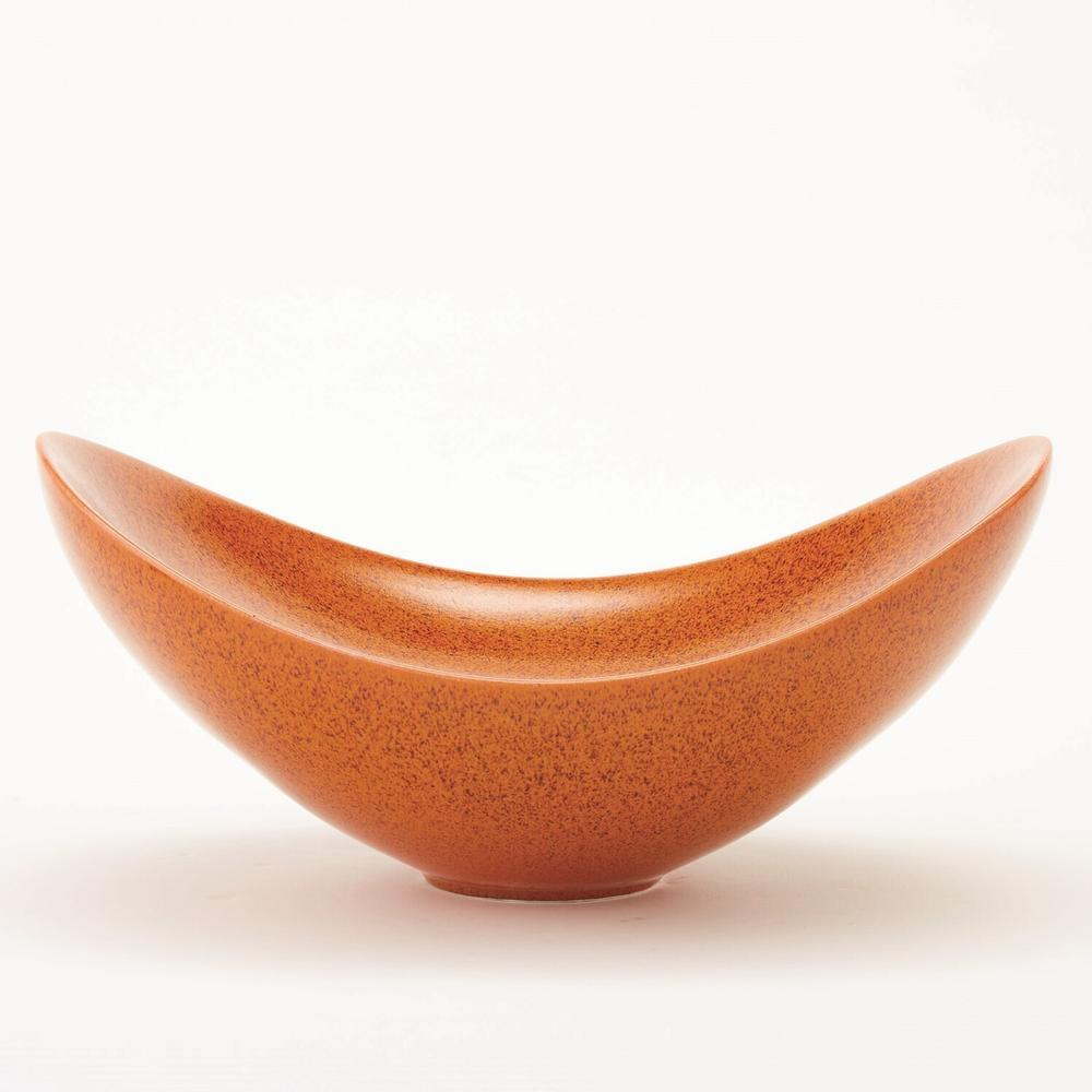 See Details - Swoop Bowl-Orange