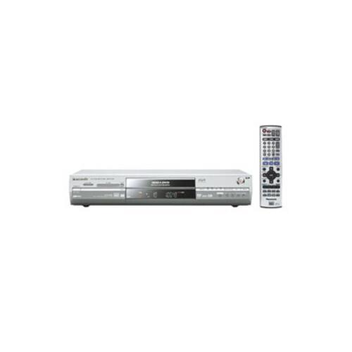 Progressive Scan DVD Video Recorder