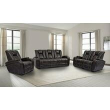 See Details - OPTIMUS - TRUFFLE Power Reclining Collection