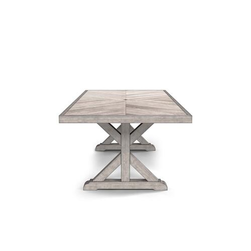 Product Image - RECT Dining Table w/UMB OPT