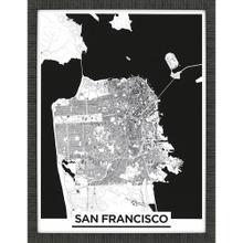 Monochrome San Francisco