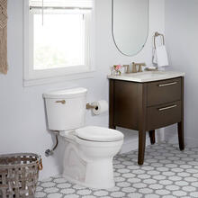 View Product - Champion PRO Right Height Elongated Toilet - 1.28 GPF - Bone