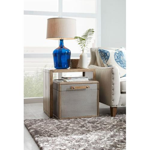 Living Room Urban Elevation Nesting/Storage Table