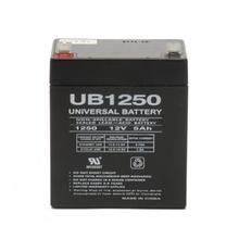 12V 5AH Sealed Lead Acid Battery