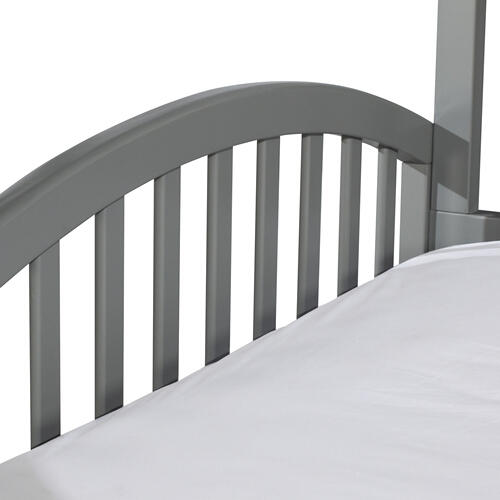 Carolina Complete Twin Size Daybed, Gray