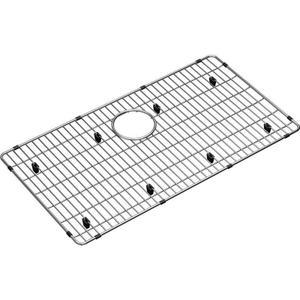 "Elkay Crosstown Stainless Steel 26-3/8"" x 14-3/8"" x 1-1/4"" Bottom Grid Product Image"