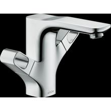 See Details - Chrome 2-Handle Faucet 120 with Pop-Up Drain, 1.2 GPM