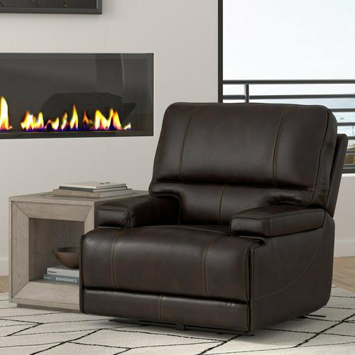 WHITMAN - VERONA COFFEE - Powered By FreeMotion Power Cordless Recliner