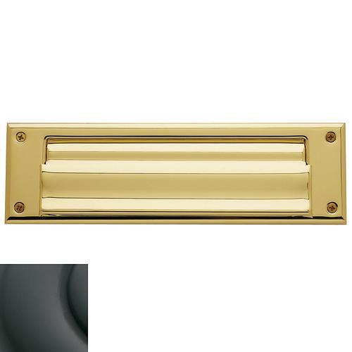 Baldwin - Oil-Rubbed Bronze Letter Box Plates